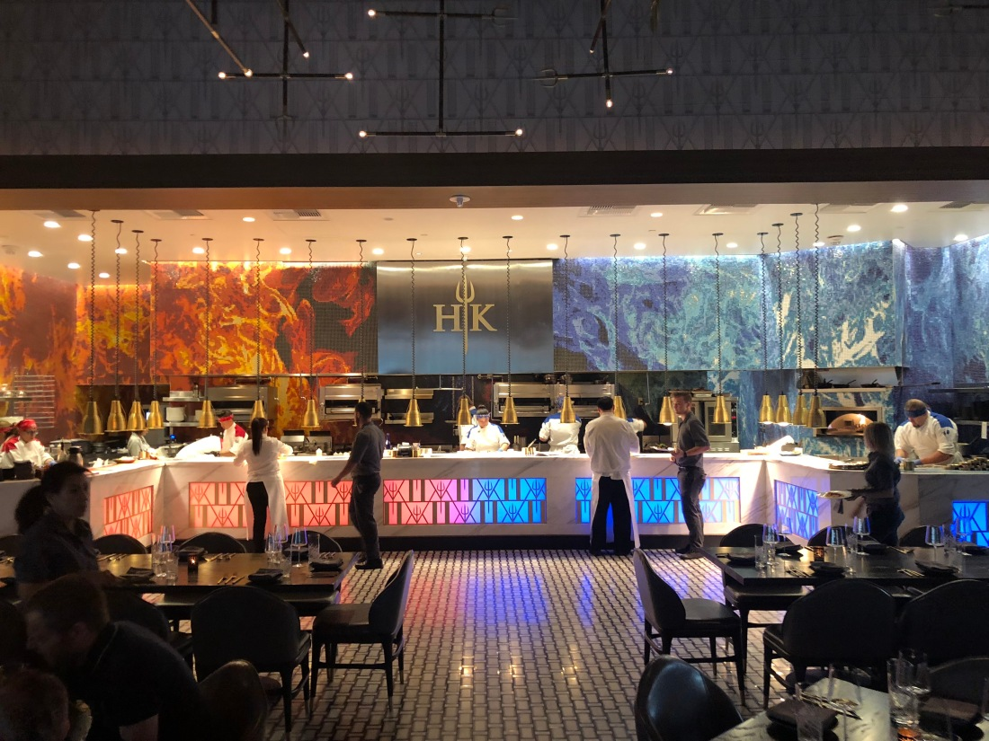 Hell S Kitchen Restaurant Review Vegas Unhinged